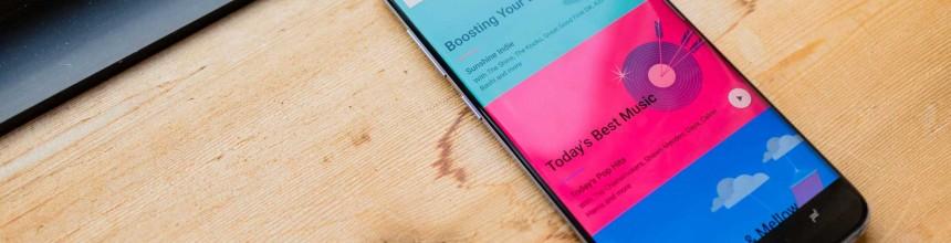 Galaxy S8/8+ dùng Google Play Music làm trình nghe nhạc mặc định, hưởng nhiều quyền lợi