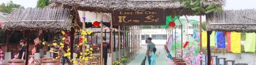 Khu Du Lịch Sinh Thái Quốc Tế Cà Mau