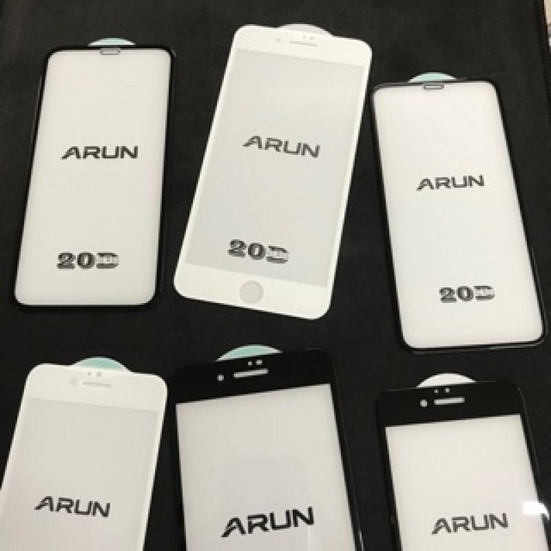 Miếng Dán Cường Lực iPhone Xs Max/11 Pro Max Hiệu Arun 20D Xịn