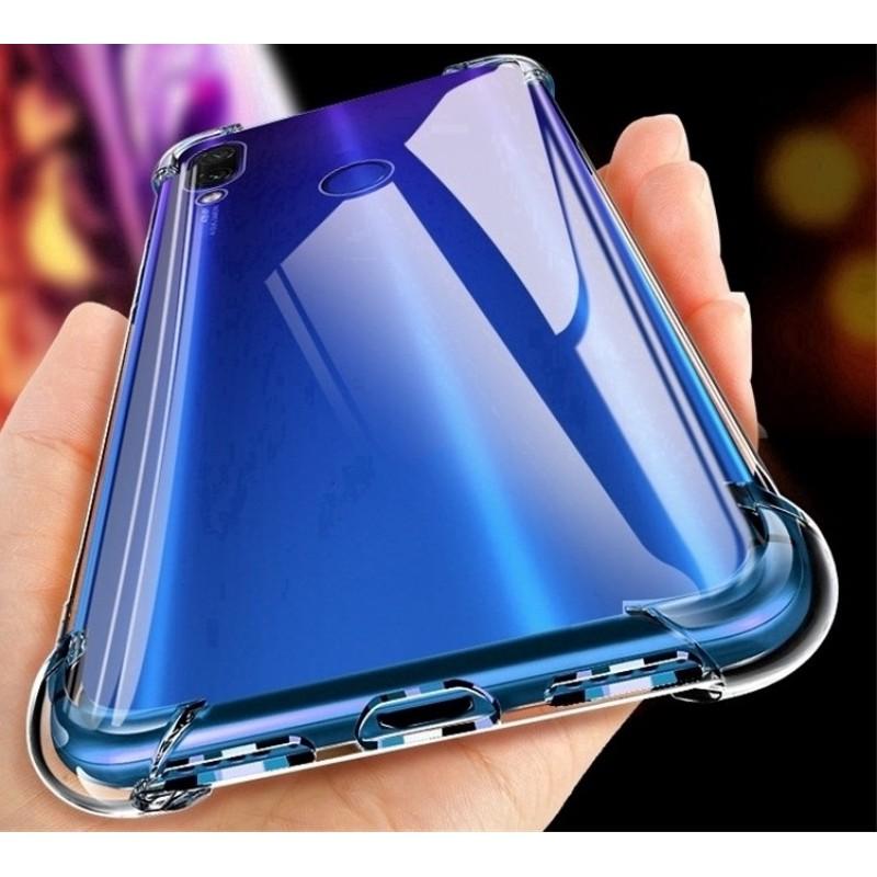 Ốp Lưng Samsung A9 2018 Dẻo Trong Suốt Chống Sốc Có Gù Bảo Vệ 4 Gốc