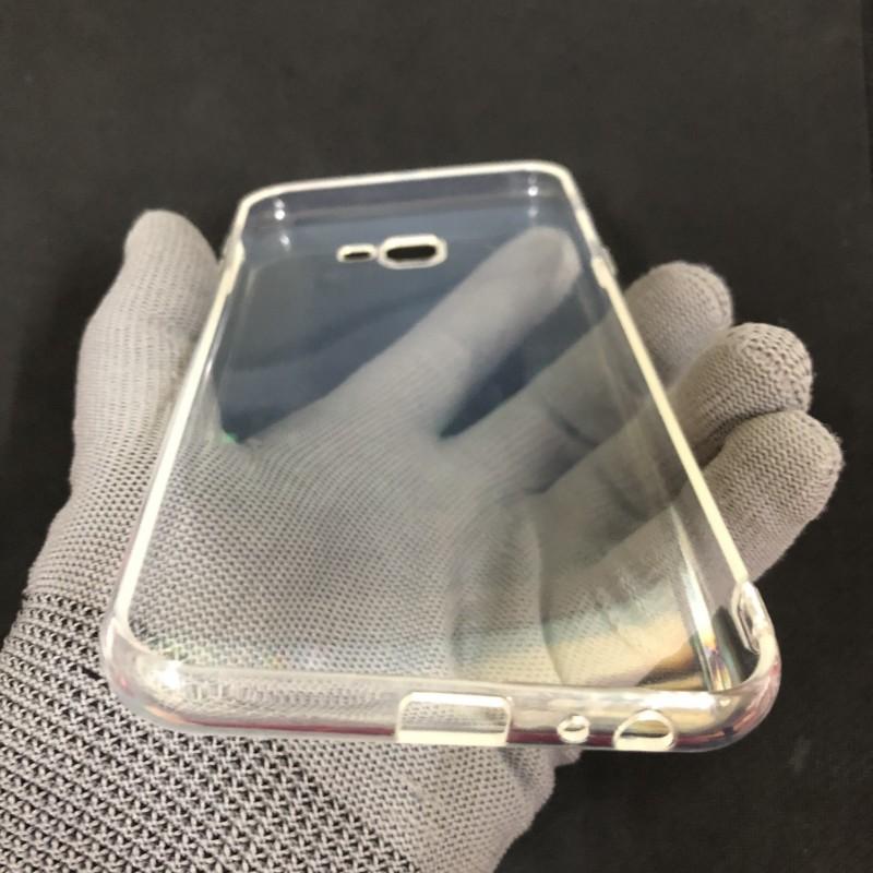 Ốp Lưng Samsung J4 Plus Dẻo Trong Tốt Lâu Ố Vàng