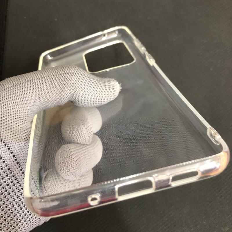 Ốp Lưng Samsung S20 Ultra Dẻo Trong Tốt Lâu Ố Vàng
