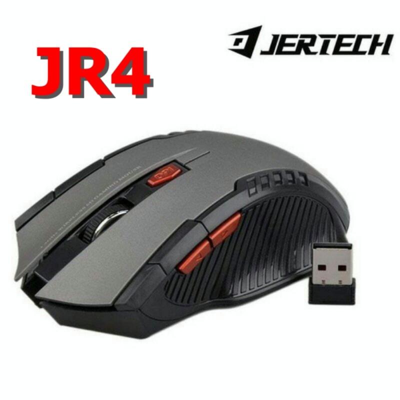 Chuột Không Dây Chuyên Game Jertech WCR JR4 (BH 6T)