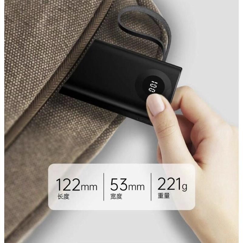 Pin Dự Phòng Arun Mini4 10.000 mAh Nhỏ Nhắn (BH 12T)