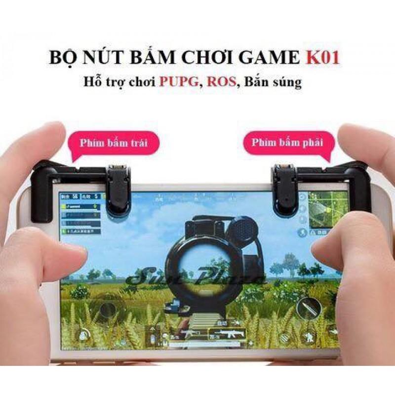 Nút Chơi Game Sinh Tồn PUBG K01 Nhựa