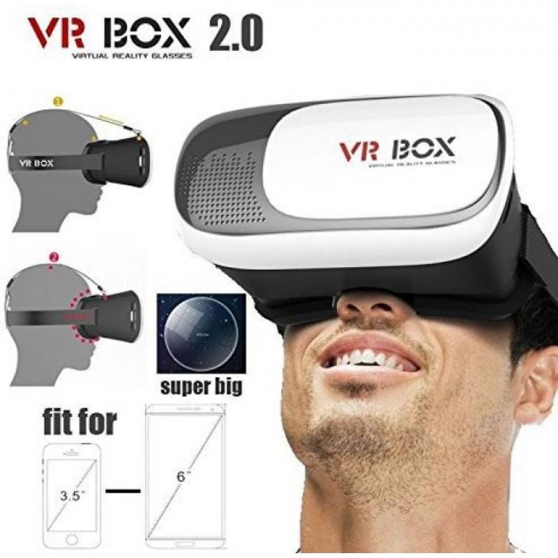 Kính Thực Tế Ảo VR-Box Giá Rẻ