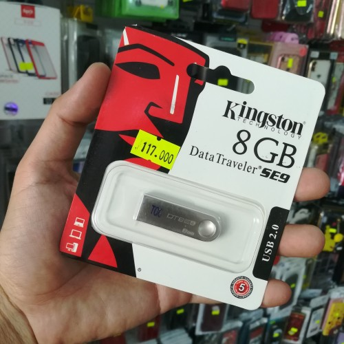 USB Kingston SE9 8GB (BH 12T)