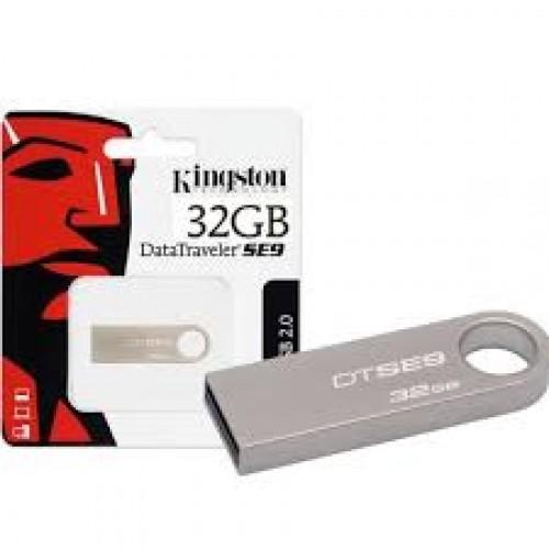 USB Kingston SE9 32GB Chống Nước, Chống Sốc (BH 12T)