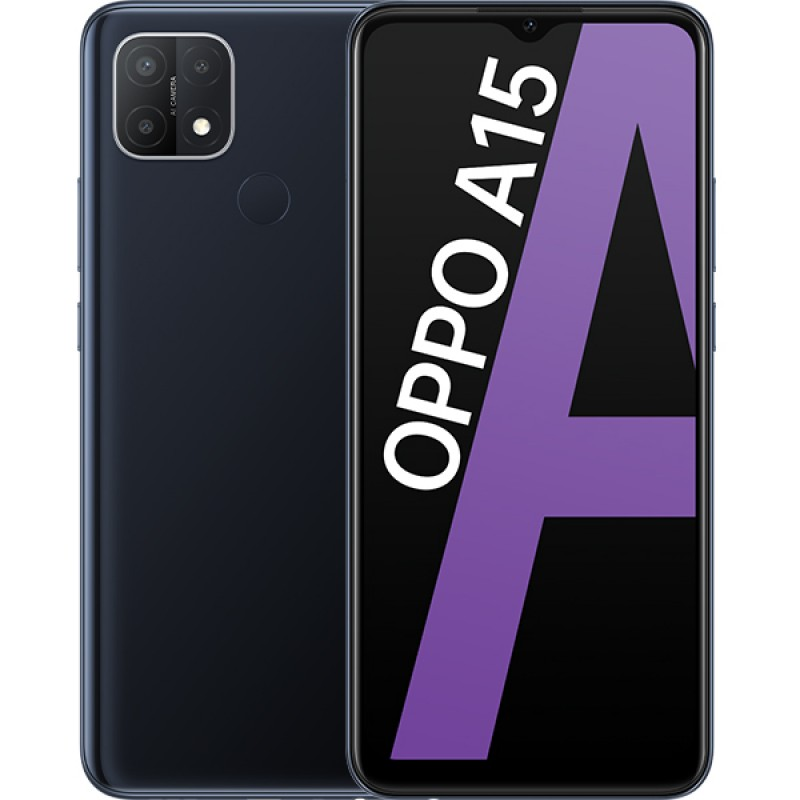 Oppo A15/A15s